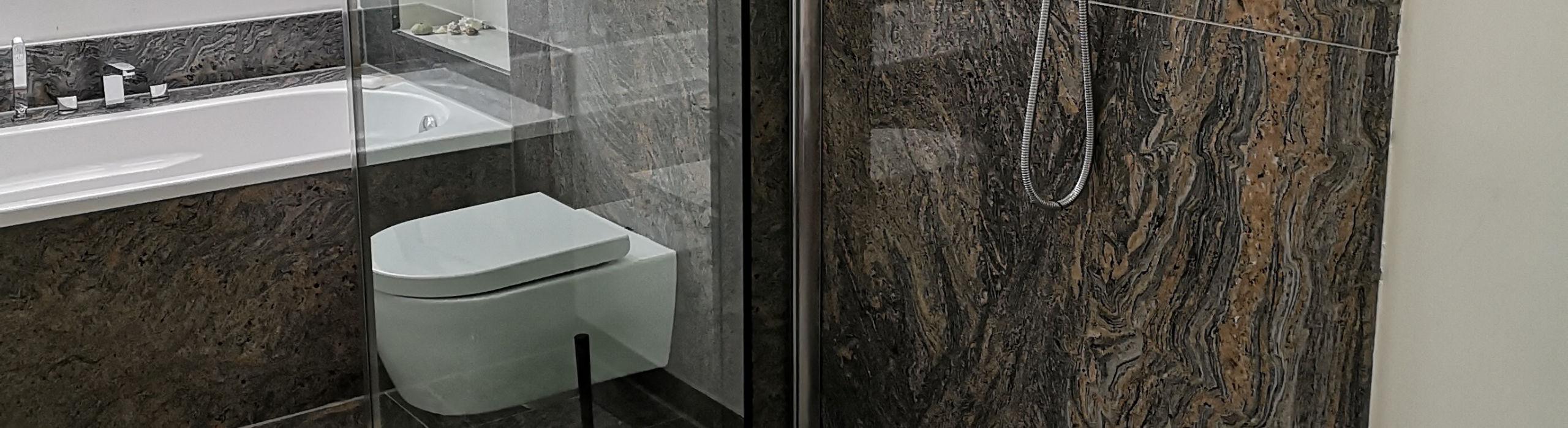 Badezimmer mit Paradiso Classico-Fliesen